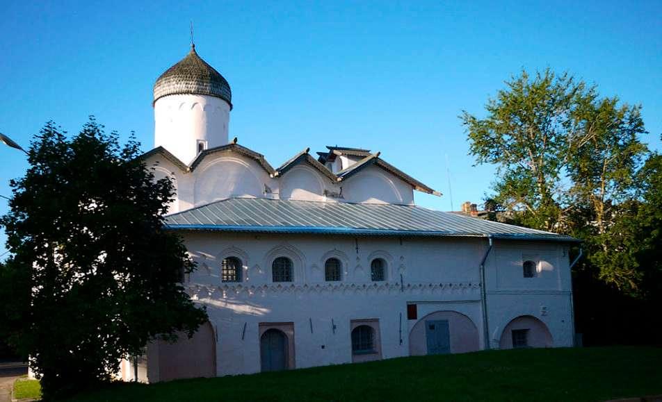 Памятник-музей церковь Жён Мироносиц