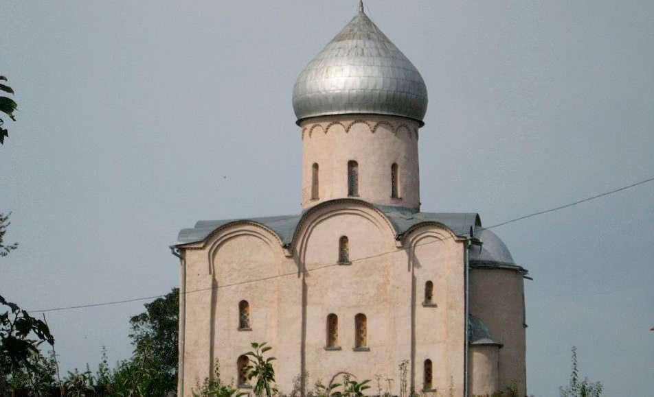 Памятник-музей церковь Спаса Преображения на Нередице