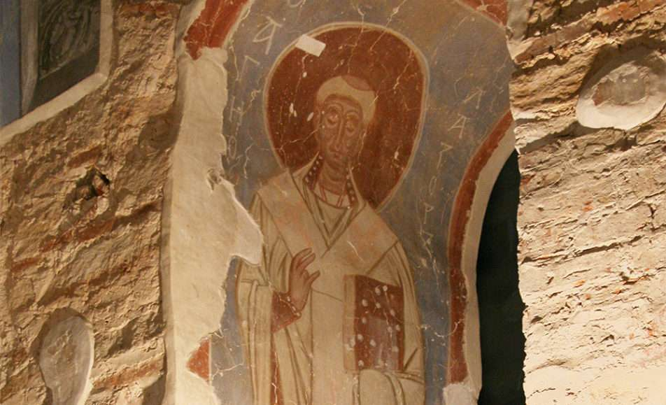 Николо — Дворищенский собор. 1113 г. Исследование. Реставрация
