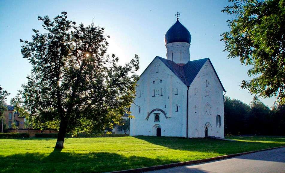 Памятник-музей церковь Спаса Преображения на Ильине улице
