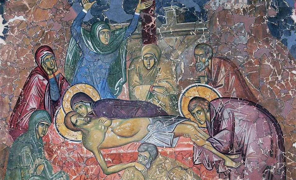 Возрожденные из руин. Церковь Спаса Преображения и ее фрески