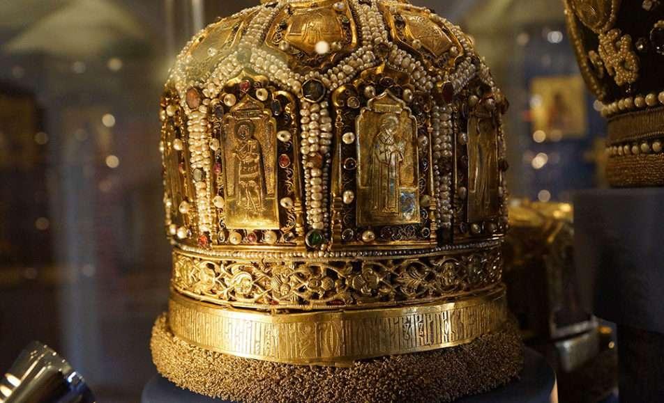 Палата архиепископа Евфимия II на Владычном дворе Новгородского Кремля