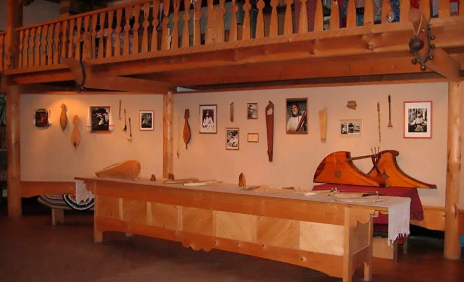 Мир Центра музыкальных древностей