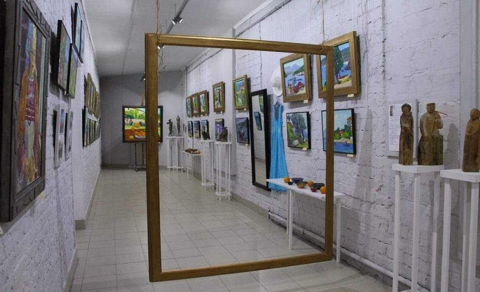 Мастерская — музей Александра Варенцова