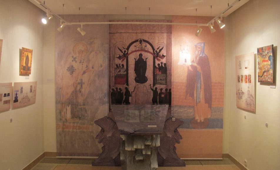 Культурное наследие Новгородских монастырей