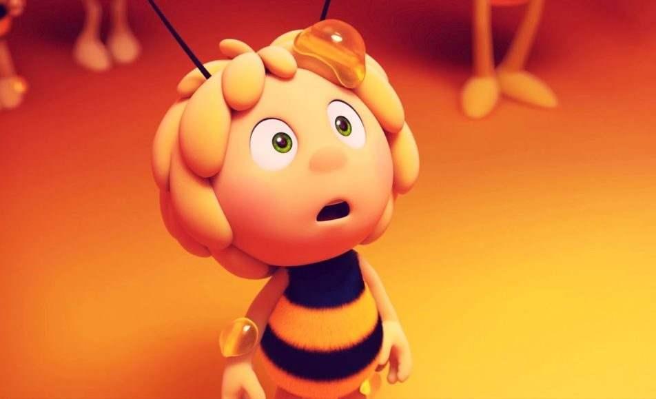 Пчёлка Майя и Кубок мёда 3D