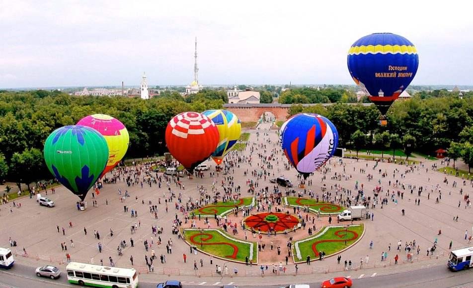 Великий Новгород — Сердце России
