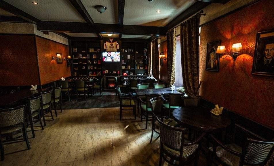 Mycroft Pub Майкрофт паб