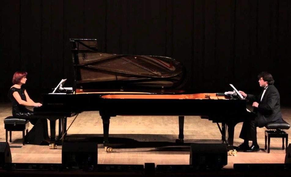 Фортепианный дуэт