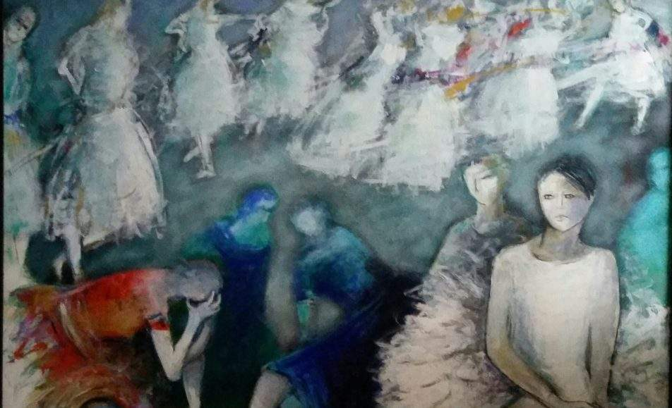 Франческо Караччо. Безмолвие танца
