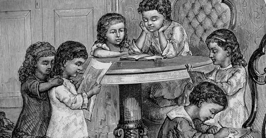 Детский исторический стихобаттл