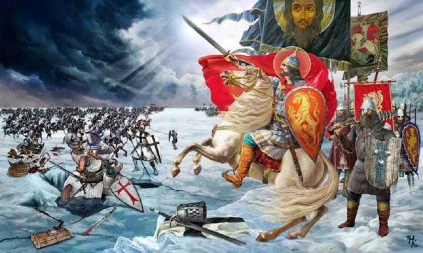 Святой воин земли русской