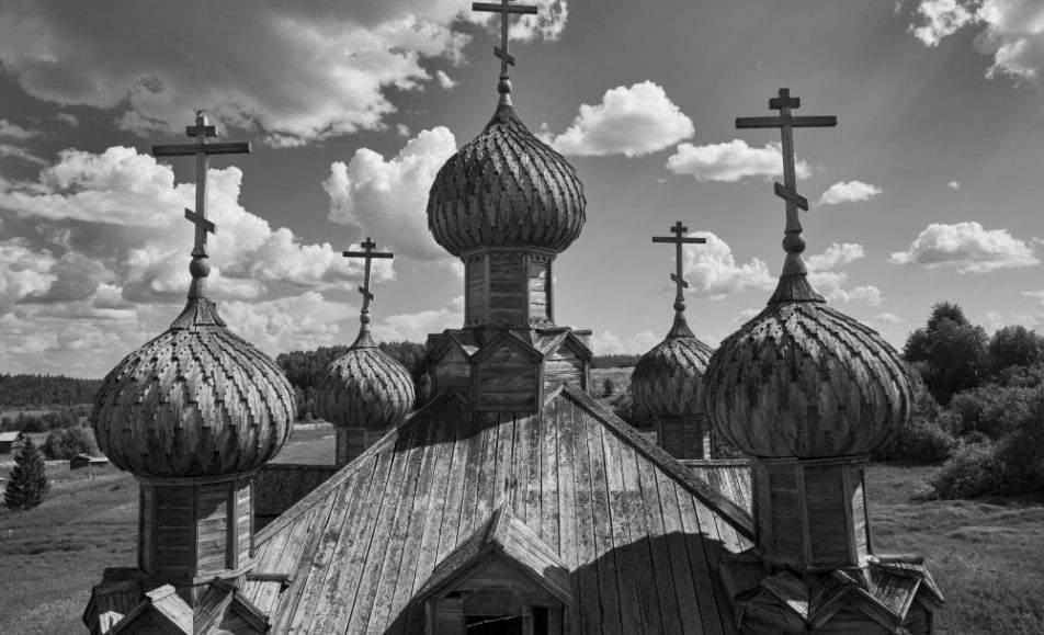 Образы Древней Руси