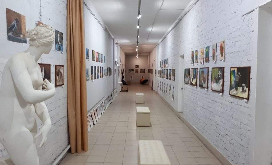 Молодёжная школа живописи