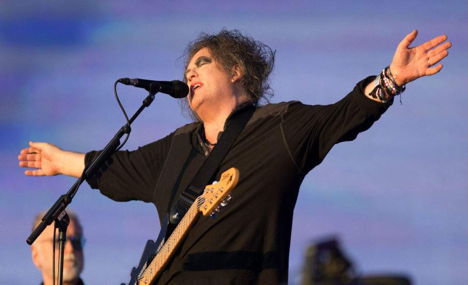 THE CURE ANNIVERSARY