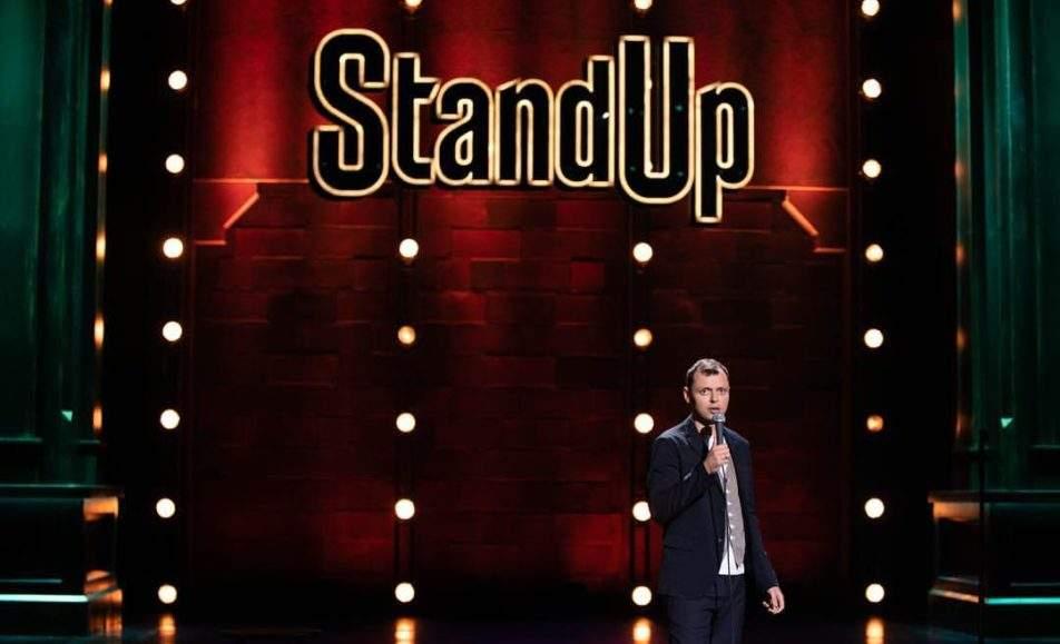 Виктор Комаров. Stand Up шоу