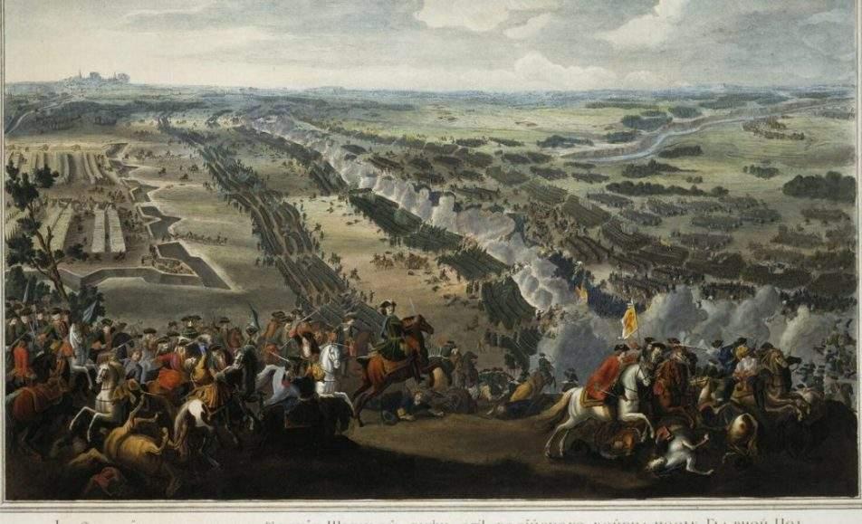 Путь к Полтаве: мифы и реальность