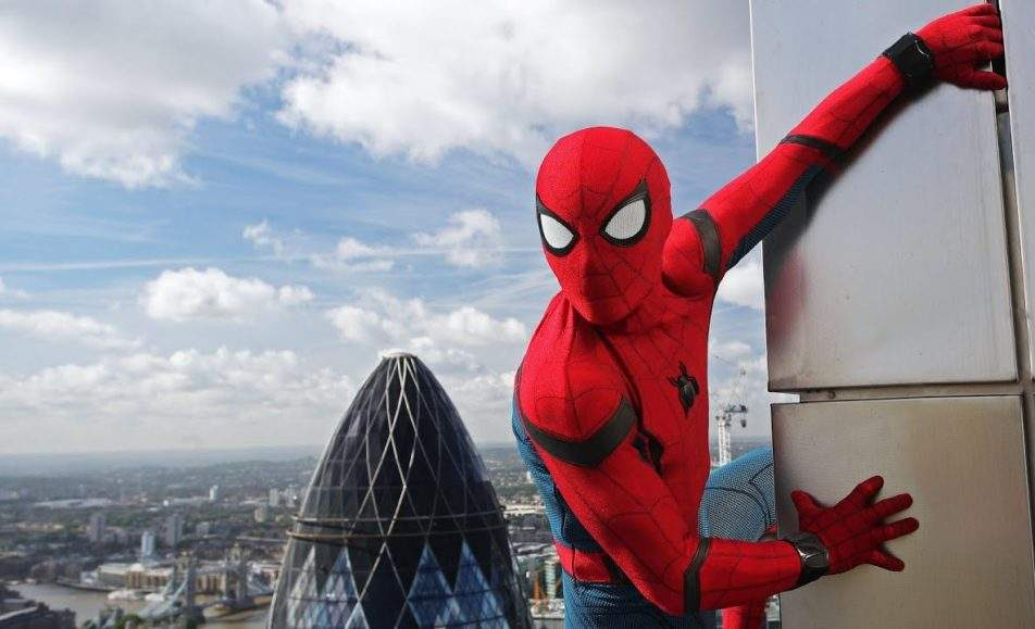 Человек-паук: Вдали от дома 3D