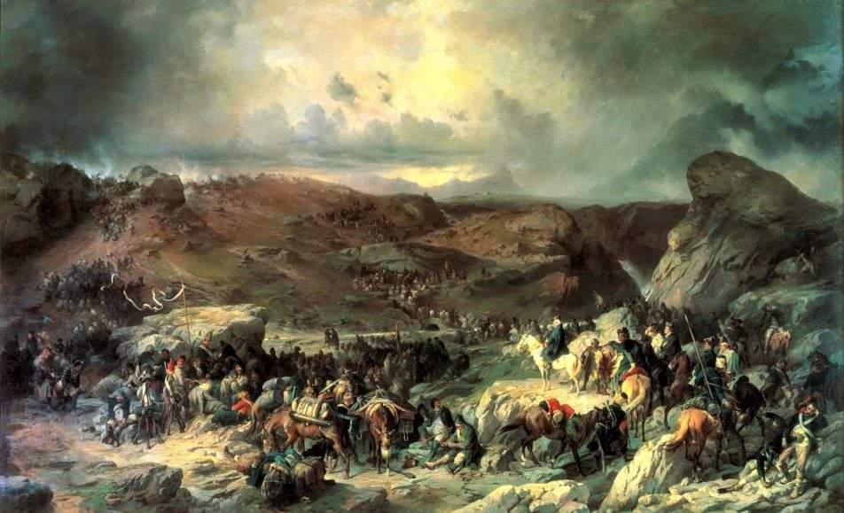 Суворов. Альпийский поход