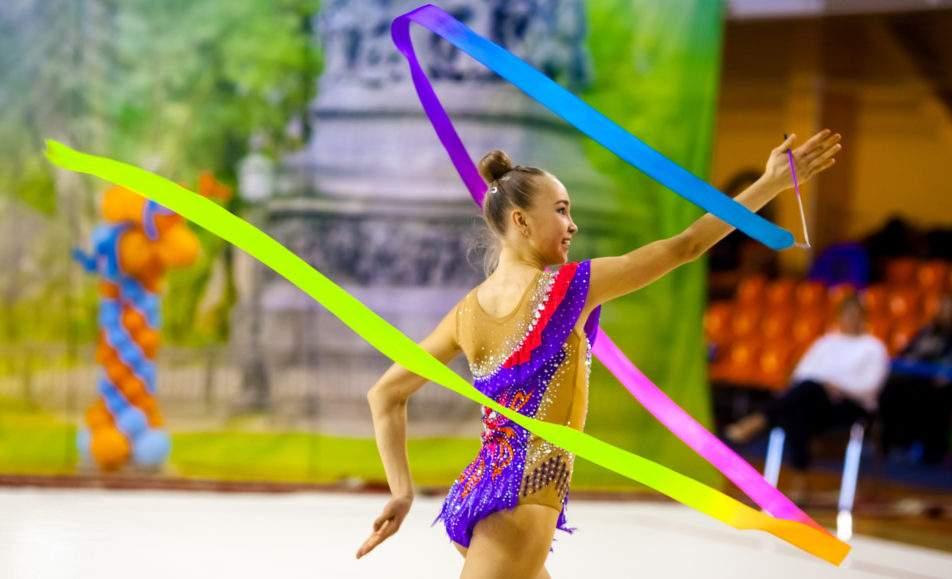 Чемпионат по художественной гимнастике