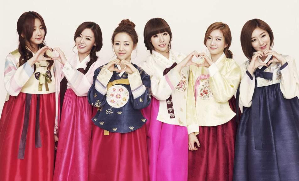 Корейский Новый год