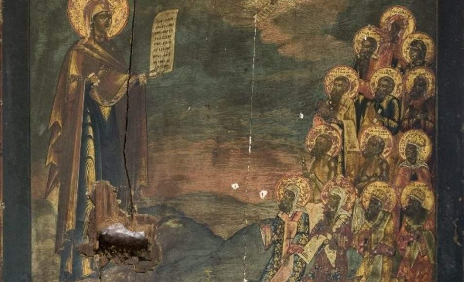 Свидетель освобождения Новгорода