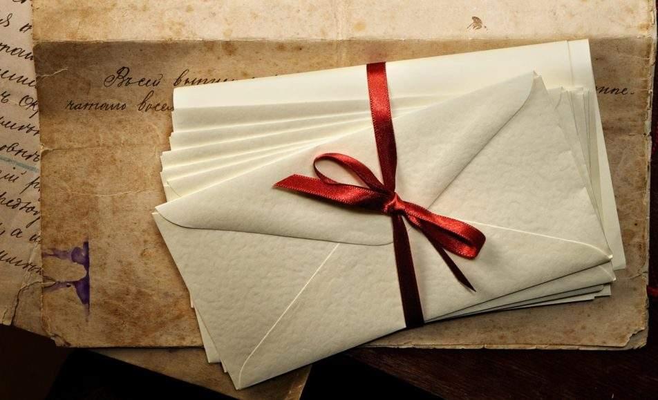 Письма, которые стали историей