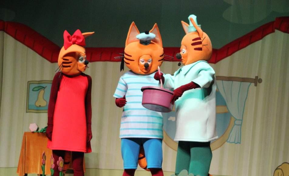 Три кота: День варенья!