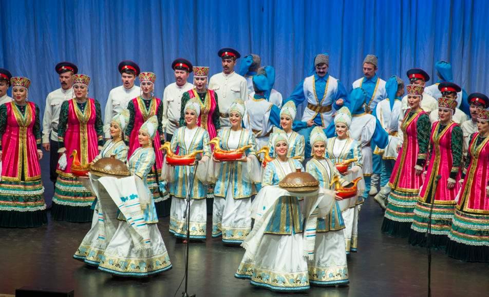 Государственный академический ансамбль песни и пляски донских казаков имени А. Квасова