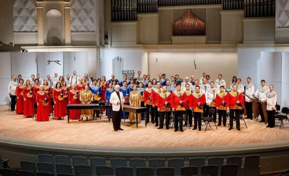 Национальный академический оркестр народных инструментов России имени Н. П. Осипова