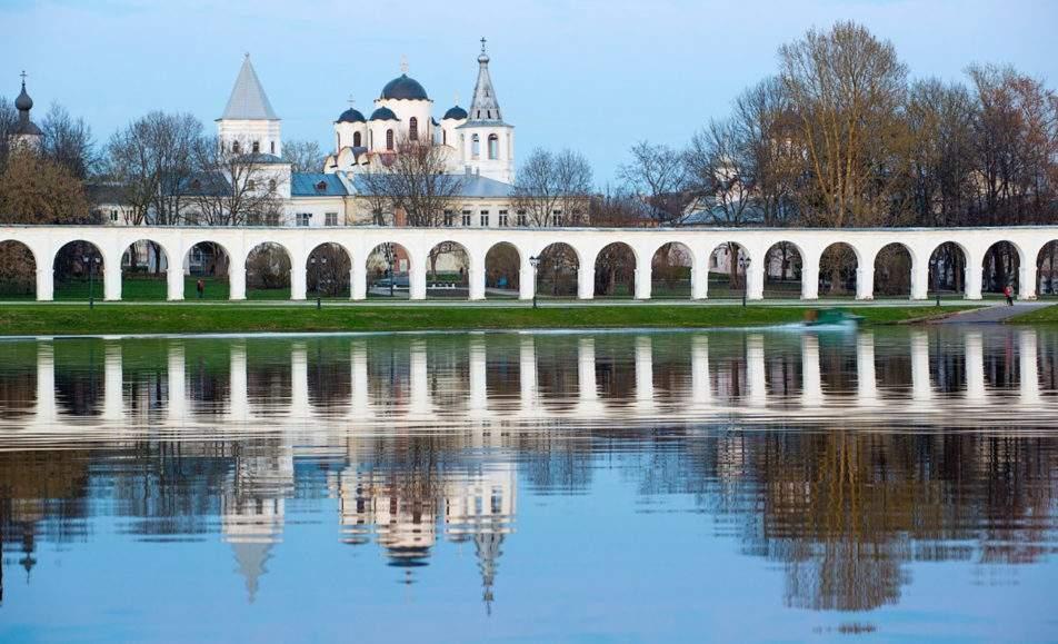 Экскурсии по Кремлю, Софийскому собору и Ярославову дворищу