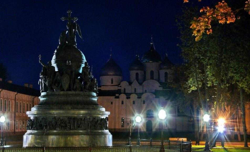Вечерняя экскурсия по Великому Новгороду