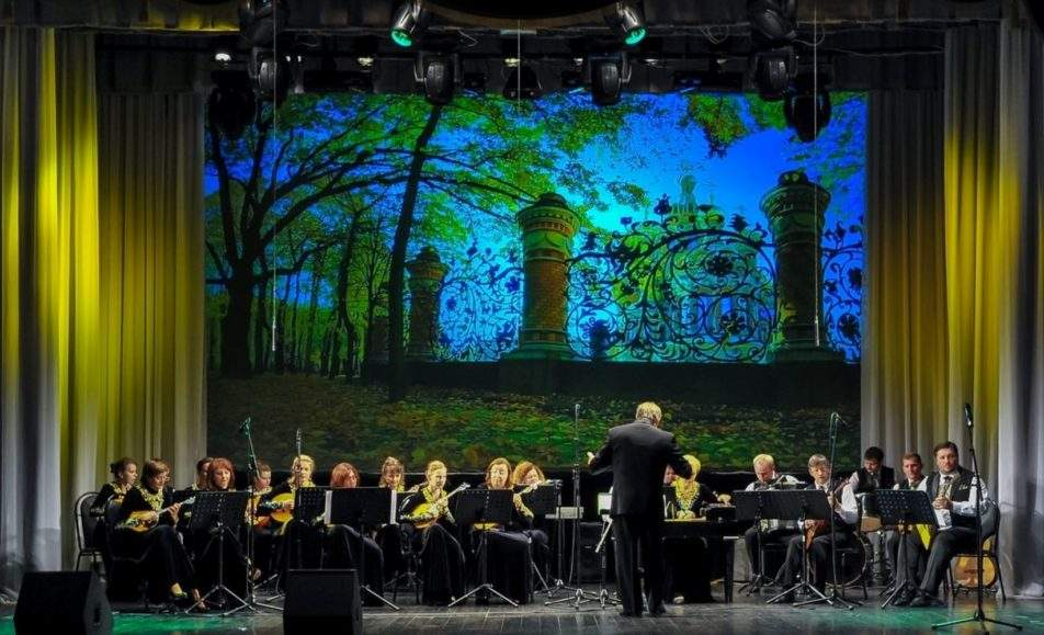 Соло с оркестром