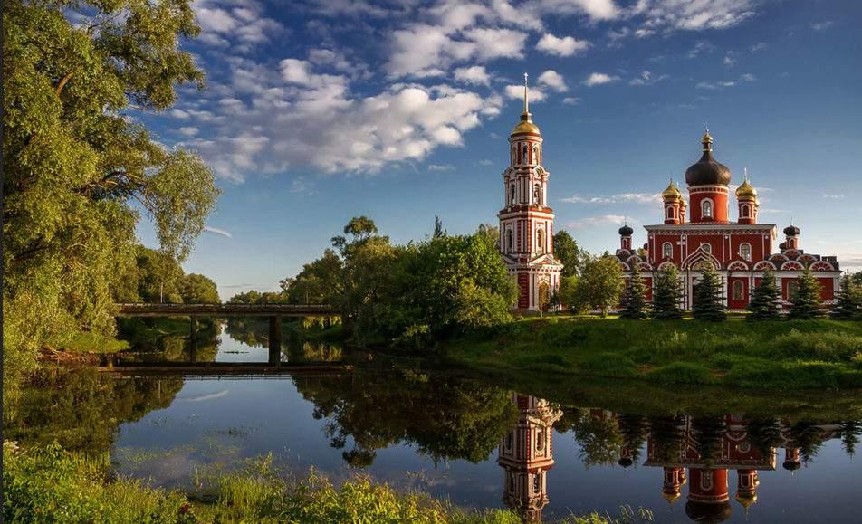Экскурсия в Старую Руссу