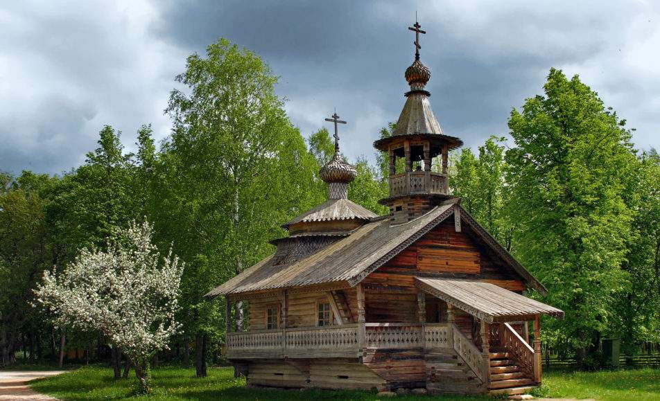 Экскурсия в Музей деревянного зодчества и Юрьев монастырь