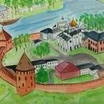 Великий Новгород глазами детей