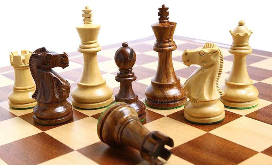 СССР — великая шахматная держава