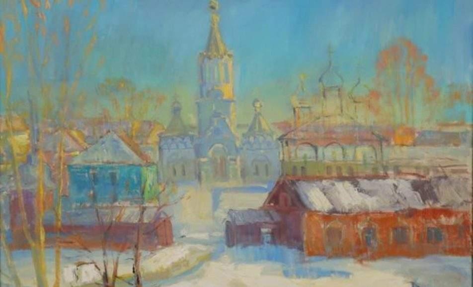 Новгородские монастыри. Избранное