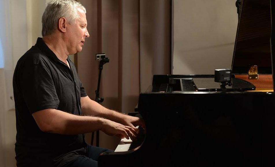 Джазовый квартет Игоря Володина. Многоточие