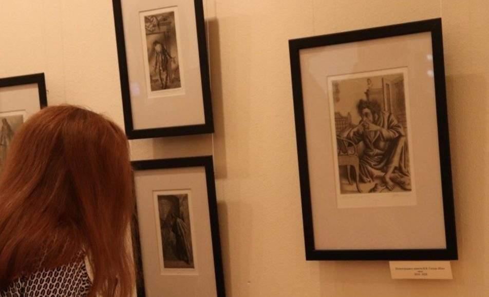 Экскурсия по выставке с Борисом Непомнящим