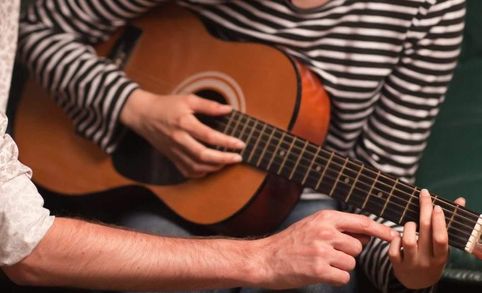 Гитара простым языком