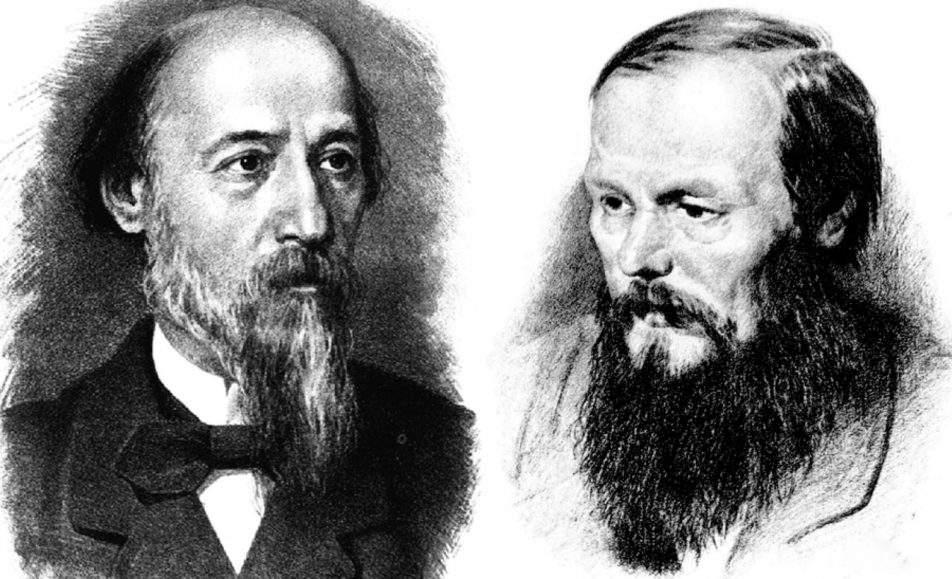 Н.А. Некрасов и Ф.М. Достоевский как писатели-новаторы