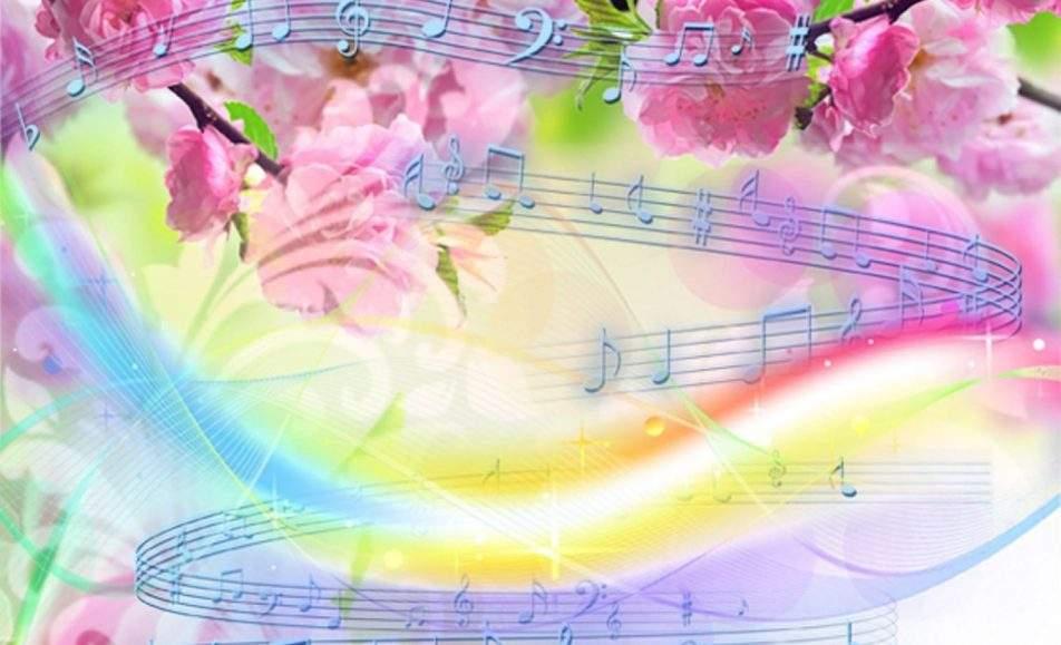Букет из песен и цветов