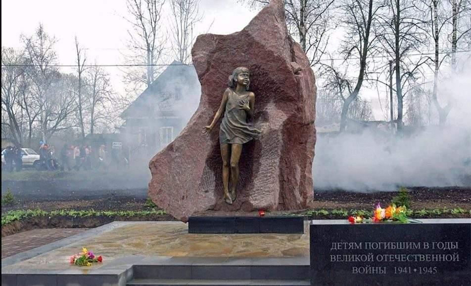 Ленинградские дети. Трагедия на станции Лычково