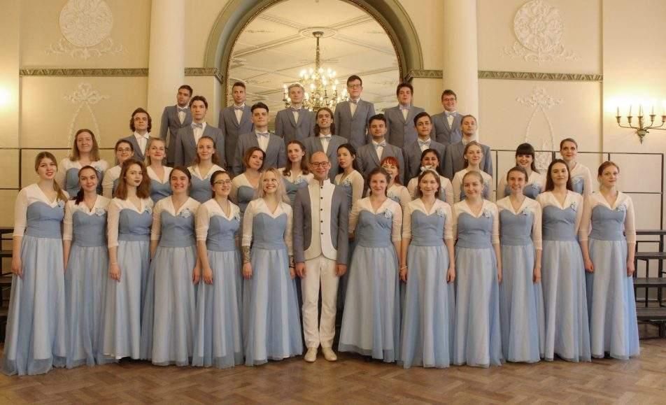 Академический хор НГЛУ