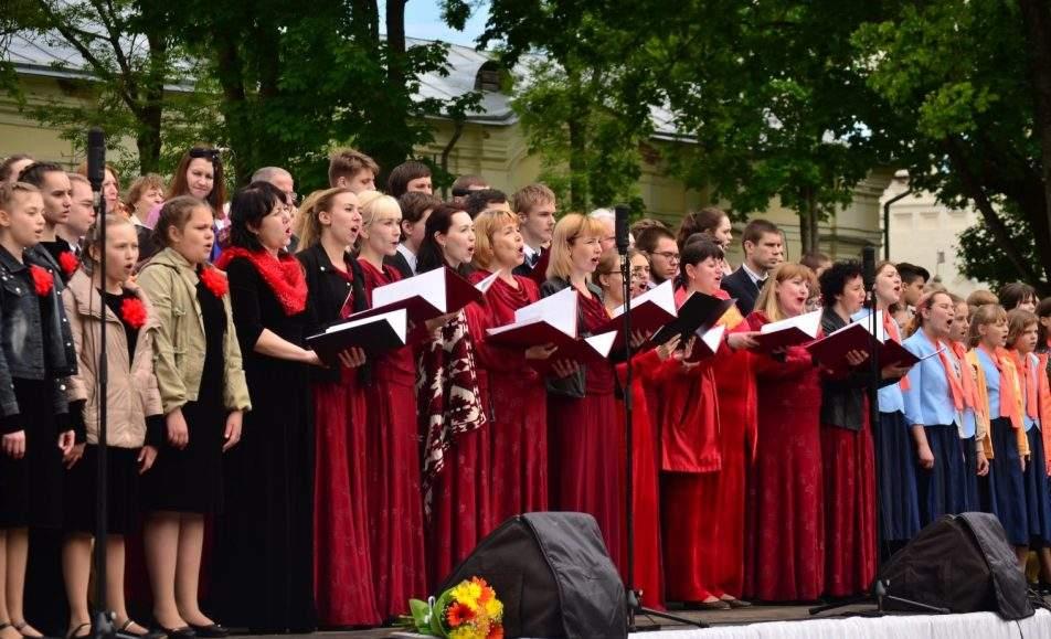 Гала-концерт ведущих хоровых коллективов области