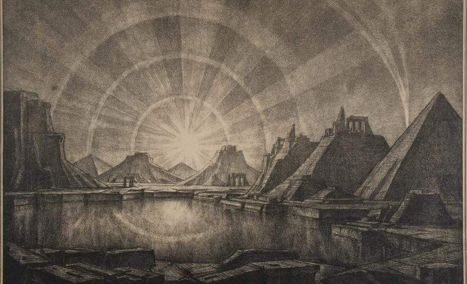 К. Ф. Богаевский — художник Киммерии