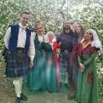 Танцующее Средневековье