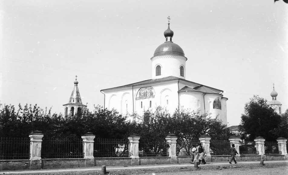 Великий Новгород в объективе современности